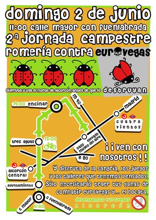 03 Jornada campestre 2013 Cartel para internet
