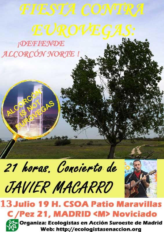 sitio web córneo rubia en Alcorcón